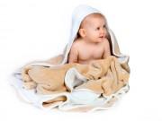 """Nhà đẹp - Cách chọn, sử dụng khăn mặt trẻ em """"chuẩn không cần chỉnh"""""""