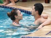 Làng sao - Điệp vụ tuyệt mật: Hồng Quế công khai tình cảm với Harry Lu