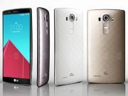 Eva Sành điệu - 5 lý do mua LG G4 thay vì Samsung Galaxy S6