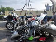 Tin tức - Hiện trường vụ tai nạn khiến 5 người chết