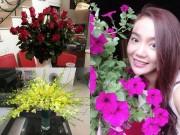 Nhà đẹp - Ca sĩ Ngọc Anh trổ tài cắm hoa tại gia