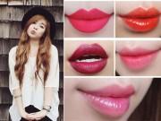 Làm đẹp - Cô gái Việt có đôi môi quyến rũ mê hoặc cư dân mạng