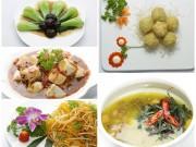 Tin tức ẩm thực - Thiện Phát: Quán chay ngon trong lòng Hà Nội