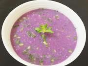 Bếp Eva - Canh khoai mỡ nấu tôm thơm ngon