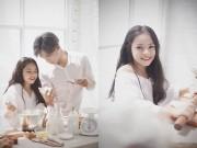 Làm mẹ - Bộ ảnh mới của cặp anh trai em gái Việt gây tranh cãi