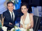 Làng sao - Hoa hậu Thu Hoài gợi cảm bên Mr Đàm