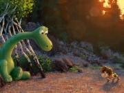 """Xem & Đọc - Pixar tung phim mới mang tên """"Chú khủng long tốt bụng"""""""