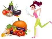 Làm đẹp - 5 nguyên tắc vàng cho quá trình giảm cân