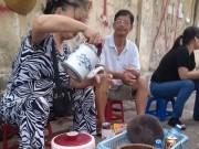 Tin tức - Nơi bán trà đá nguy hiểm nhất Hà Thành đắt khách do nắng nóng