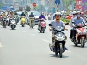Ngày mới - Khi nào xe máy phải đo khí thải mới được lưu hành?