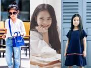 Làm mẹ - 3 bé gái Việt là mẫu nhí đình đám nhất hiện nay