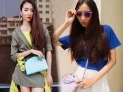 Thời trang - Phối màu cực chất cho nữ công sở tươi xinh ngày nắng nóng