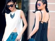 Thời trang Sao - Mặc trắng - đen không hề nhàm chán như bạn nghĩ
