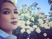 Nhà đẹp - Mê mẩn vườn hoa thơm, rau sạch của mẹ Việt ở Mỹ