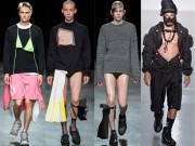 Thời trang - Choáng váng vì sự táo bạo của thời trang nam