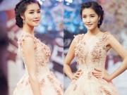 HH Triệu Thị Hà lộng lẫy như công chúa tại sự kiện