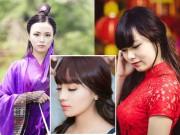 Làm đẹp - Nữ sinh Báo chí nhận 'bão like' vì giống hệt Hoa hậu Kỳ Duyên