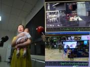 Làm mẹ - TQ: Toàn cảnh vụ bắt cóc bé 5 tháng giữa nơi công cộng gây xôn xao