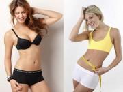 Làm đẹp - Bài tập hỗn hợp giúp giảm béo sau sinh nhanh chóng