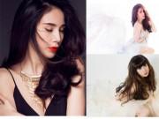 Làm đẹp - Thủy Tiên: Mỹ nhân Việt chỉ 'kết' tóc xoăn