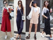 Thời trang - Mùa hè không diện gì thoải mái bằng jumpsuit