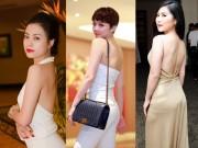 Thời trang - Sao Việt ngày càng chuộng mốt khoe lưng