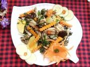 Bếp Eva - Hấp dẫn với ếch xào thập cẩm
