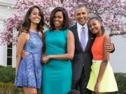 Tin tức - Làm cha kiểu tổng thống Mỹ
