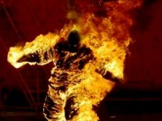 Tin tức - Làm rõ việc người đàn ông cháy như đuốc tại TP.HCM
