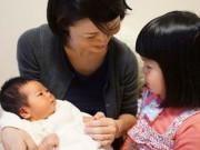 """Bà bầu - Nhật ký 6 giờ đi đẻ """"nhẹ nhàng như không"""" của mẹ Nhật"""