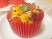 Bếp Eva - Bánh bông lan nhân mặn