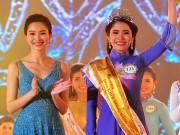 Cô gái 19 tuổi đăng quang Hoa khôi Đồng bằng SCL 2015