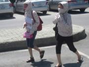 Tin tức - Nắng nóng gay gắt, Hà Nội nhiệt độ lên 40 độ C