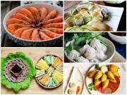 5 món ăn ngon mát cho ngày nắng gắt