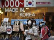 Dịch MERS-CoV tại Hàn Quốc đang có dấu hiệu 'hạ nhiệt'