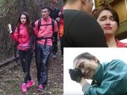 Làng sao - Hương Giang Idol, Mâu Thủy bật khóc tại Cuộc Đua Kỳ Thú