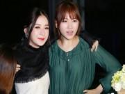 Làng sao - Chi Pu thân thiết khoác vai khi tái ngộ Hari Won