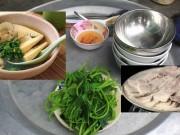 Mua sắm - Giá cả - Phát hoảng khi mâm cơm toàn món ăn chứa chất gây ung thư