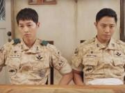 """Xem & Đọc - Ai dám làm kẻ thù số 1 của 2 """"anh lính"""" Song Joong Ki, Jin Goo?"""