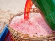 Mua sắm - Giá cả - Đã có kết luận cuối cùng vụ nhuộm ruốc đỏ bằng hóa chất