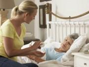 Sức khỏe - Bệnh nhân ung thư giai đoạn cuối điều trị ở nhà sống lâu hơn ở bệnh viện