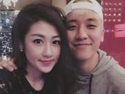 Á hậu Tú Anh khoe ảnh chụp cùng Seungri (Big Bang)