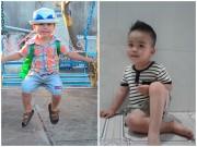 Ảnh đẹp của bé - Nguyễn Đức Phát - AD12366 - Cậu bé mê hát nhảy