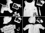 Bà bầu - Kho kỷ vật sau 11 lần sảy thai của nữ nhiếp ảnh gia