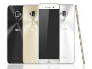 Eva Sành điệu - Asus để lộ bộ đôi smartphone Zenfone 3 và Zenfone 3 Deluxe