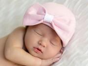 Làm mẹ - Lý do bất ngờ của việc không nên đội mũ cho trẻ sơ sinh