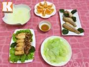 Bếp Eva - 3 món cho bữa cơm chiều ngon miệng