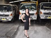 Eva tám - Nữ doanh nhân gốc Việt làm triệu phú ở Úc nhờ rác thải