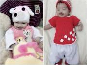 Ảnh đẹp của bé - Nguyễn Hồ Ngọc Khánh - AD93124 - Má tròn hay cười