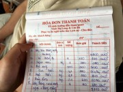 Tin tức - Hạ Long: Choáng với hóa đơn một bữa ăn hơn 9 triệu đồng